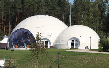 Spherical / Dome marquees